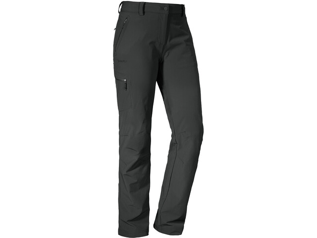 Schöffel Ascona Pantalones Mujer, gris